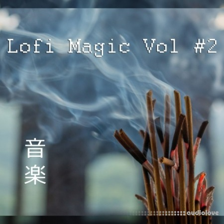 Mondo Loops Lofi Magic Vol Vol.2 WAV