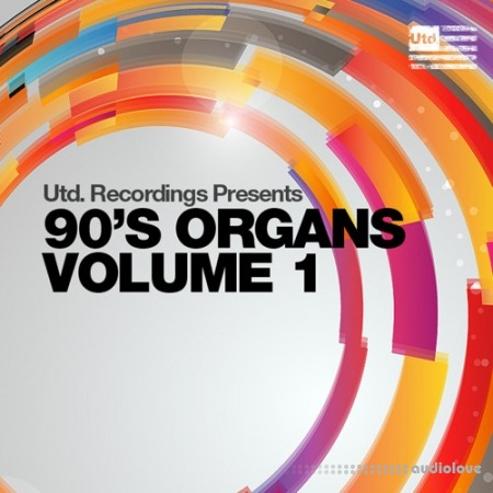 Utd Recordings 90s Organs Vol.1 AiFF MiDi