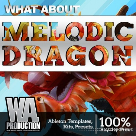 WA Production Melodic Dragon