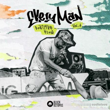 Black Octopus Sound Positive Flow Vol.1 by EVeryman WAV