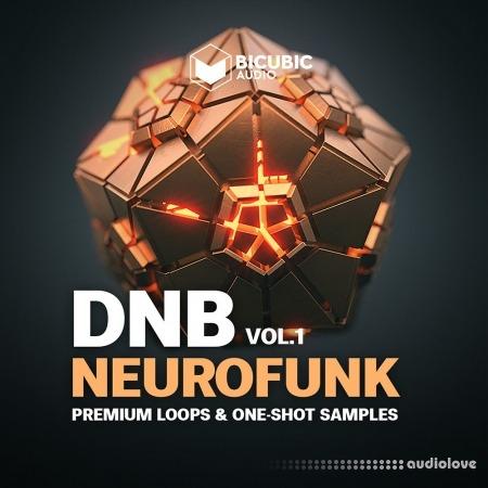 Bicubic Audio Neurofunk Vol.1 WAV