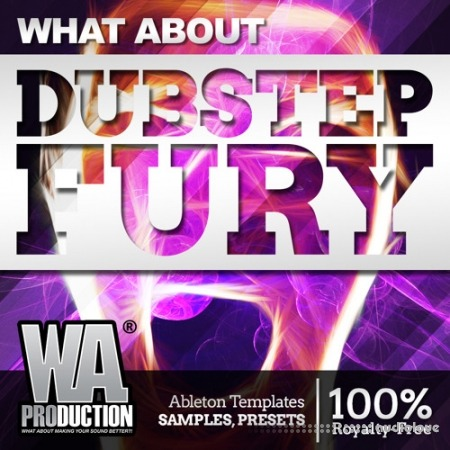 WA Production Dubstep Fury MULTiFORMAT