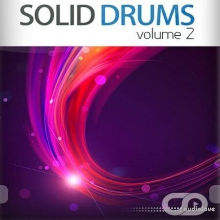 Myloops Solid Drums Vol.2 WAV REX AiFF