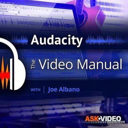Ask Video Audacity 101 Audacity The Video Manual TUTORiAL