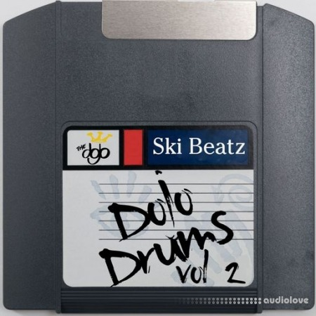Ski Beatz Ski Beatz Dojo Drums Vol.2 WAV
