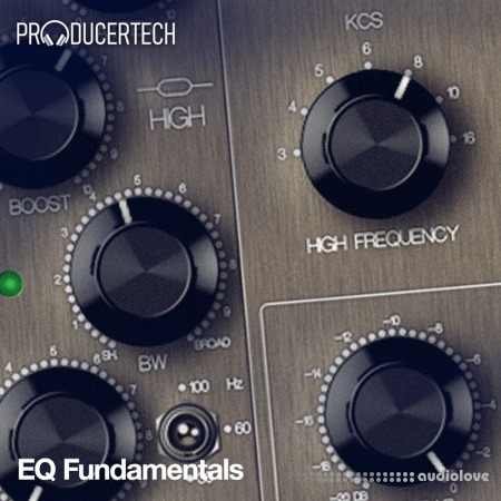ProducerTech EQ Fundamentals TUTORiAL