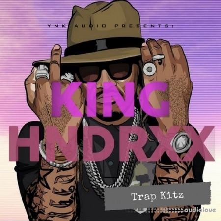 YnK Audio King Hndrxx WAV