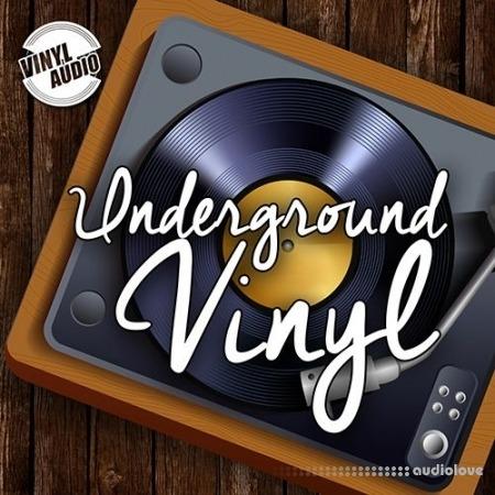 Innovative Samples Underground Vinyl WAV