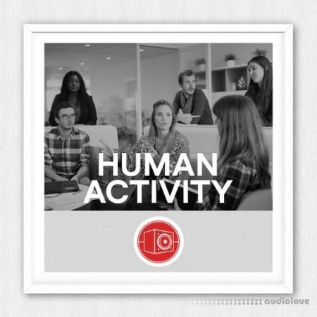 Big Room Sound Human Activity WAV