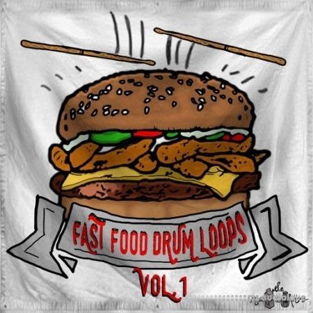 Sound of Milk and Honey Fast Food DrumLoops Vol.1 WAV