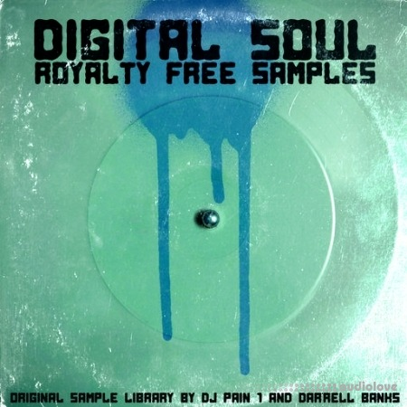 DJ Pain 1 Digital Soul Volume 1 WAV