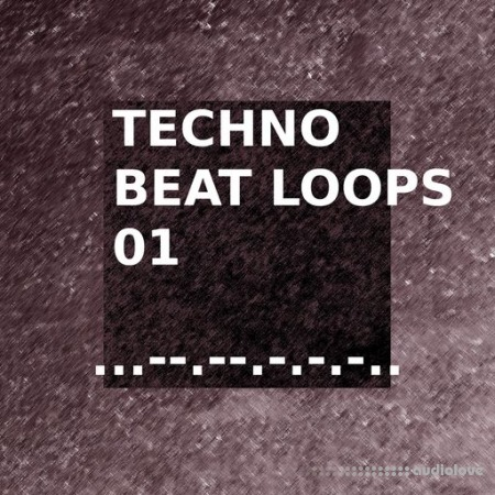SQNCD Sounds Techno Beat Loops 01 WAV