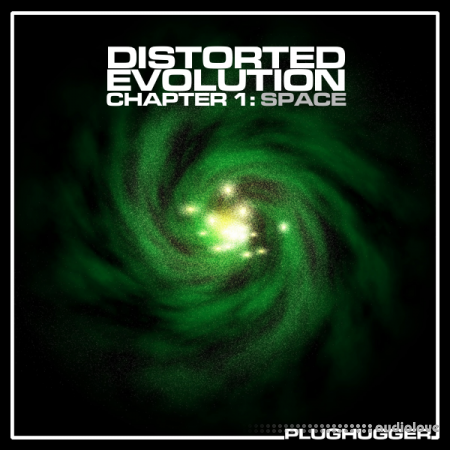 Plughugger Distorted Evolution 1 Deep Space Textures Synth Presets