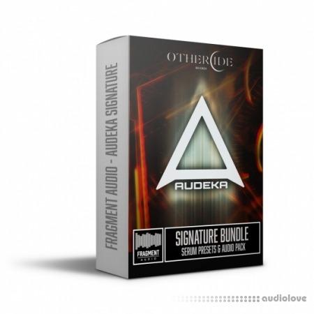 Fragment Audio Audeka Signature Bundle WAV Synth Presets