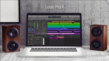 Udemy Music + Audio Production in Logic Pro X The Complete Guide TUTORiAL