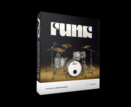 XLN Audio ADpak Funk DAW Addons