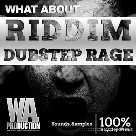 WA Production Riddim Dubstep Rage