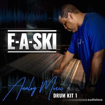 E-A-Ski Analog Music Drum Kit 1 WAV