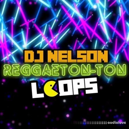 Dj nelson Reggaeton-ton Loops WAV