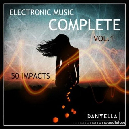 Danyella Electronic Music Complete Vol.1 (Impacts)