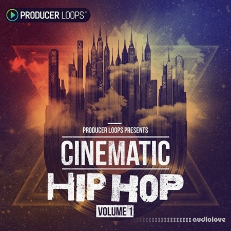 Producer Loops Cinematic Hip Hop Vol.1 MULTiFORMAT