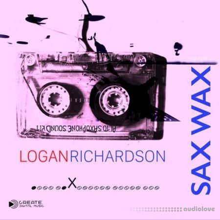 CREATE.Digital Music Sax Wax WAV