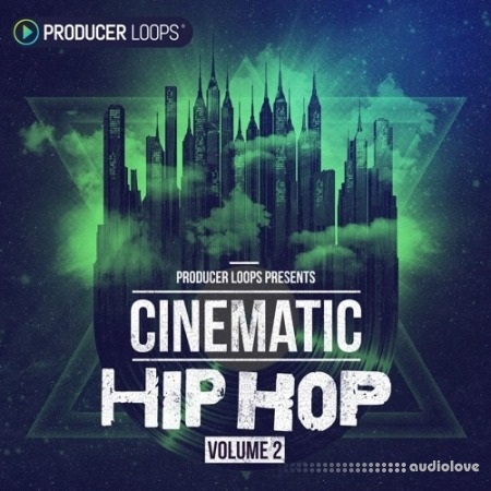 Producer Loops Cinematic Hip Hop Vol.2 WAV MiDi REX
