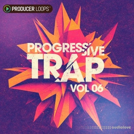 Producer Loops Progressive Trap Vol.6 WAV MiDi