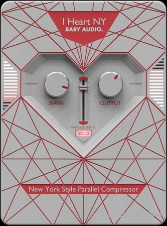 BABY Audio I Heart NY Parallel Compressor