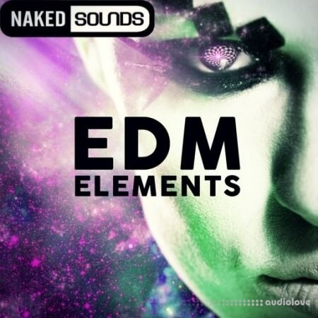 Naked Sounds EDM Elements WAV