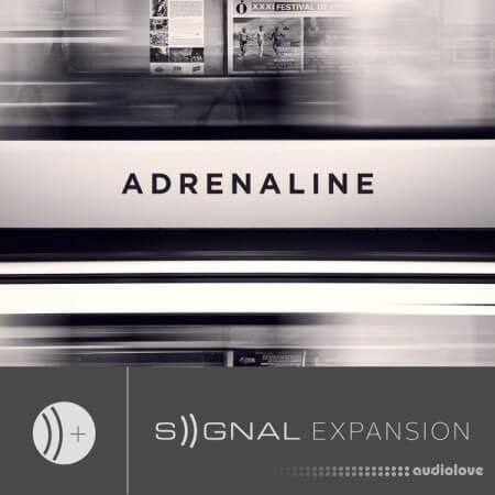 Output Adrenaline v2.01 KONTAKT Signal Expansion