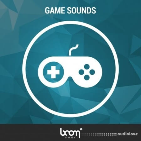 BOOM Library Game Sounds WAV