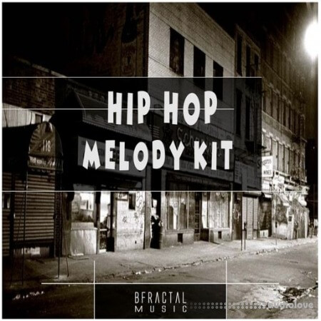 BFractal Music Hip Hop Melody Kit WAV