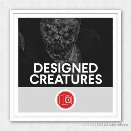 Big Room Sound Designed Creatures WAV
