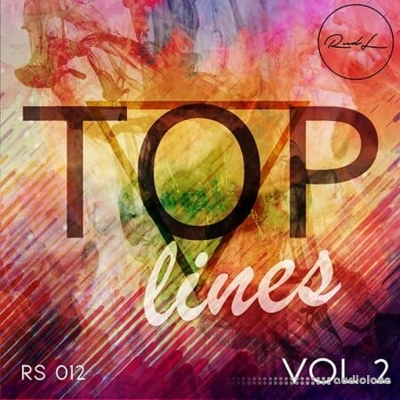 Roundel Sounds Top Lines Vol.2 WAV MiDi