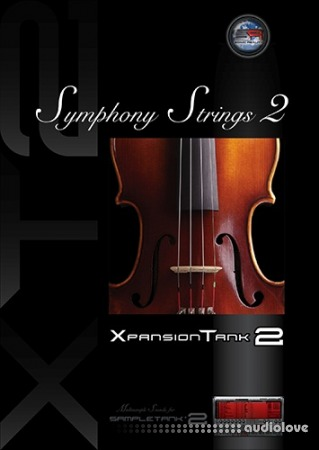 Sonic Reality Symphony Strings 2 SampleTank Expansion SampleTank