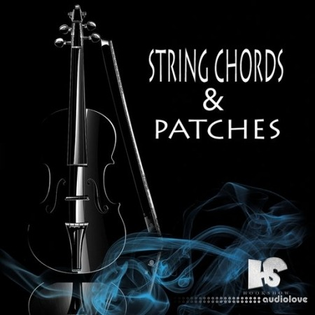 HOOKSHOW String Chords and Patches WAV