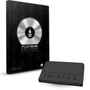 Initial Audio Platinum Factory HEATUP3 EXPANSION