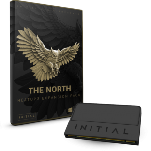 Initial Audio The North HEATUP3 EXPANSION