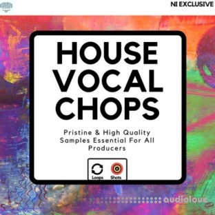 Diamond Sounds House Vocal Chops