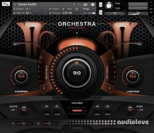 Sonex Audio Brass Ensemble