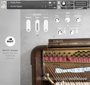Riot Audio Putty Piano