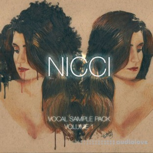 Jamvana Nicci Vocal Sample Pack Vol.1