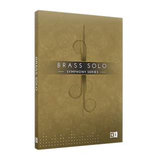 Native Instruments SYMPHONY SERIES BRASS SOLO