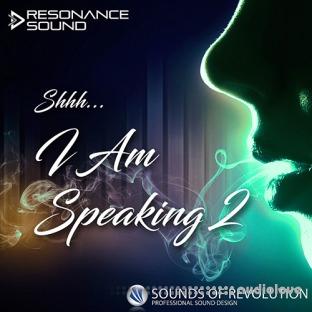 Resonance Sound Shhh I Am Speaking 2 Edm Vocals