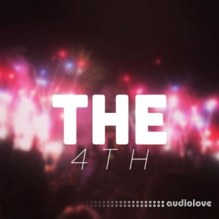 DiyMusicBiz The 4th Fireworks SFX Sound Pack