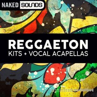 Naked Sounds Reggaeton Vocal Kits