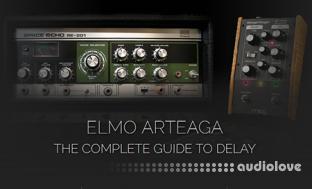 Pro Studio Live Elmo Arteaga The Complete Guide to Delay