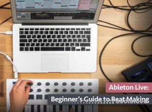 Groove3 Ableton Live Beginners Guide to Beat Making