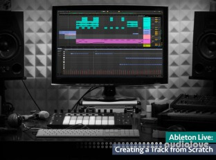 Groove3 Ableton Live Creating a Track from Scratch